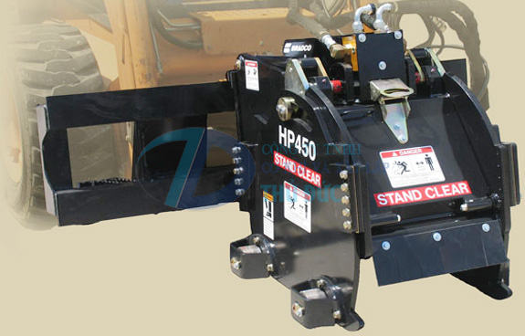 Mini Asphalt Planer Machine